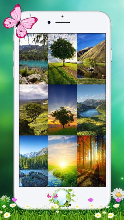 Nature HD Backgrounds - Landscape Wallpapers