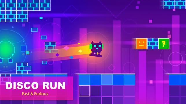 Super Phantom Cat - Be a jumping bro. Screenshot