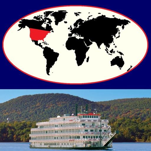 River Cruises Atlas -USA