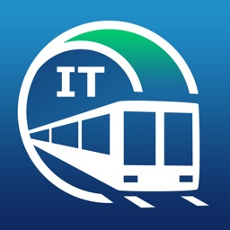 Rome Metro Guide and Route Planner Apple Watch App