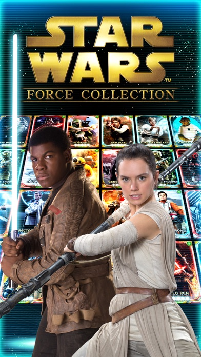 Screenshot #1 pour STAR WARS™: FORCE COLLECTION