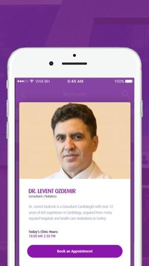 Royal Bahrain Hospital on the App Store