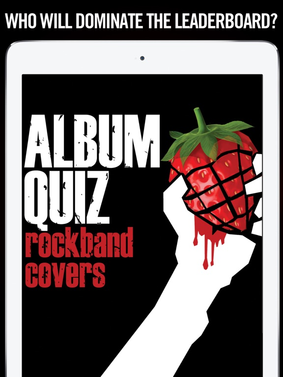 Album Cover Quiz: Guess the Rock Band Name | App Price Drops