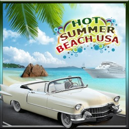 Hot Summer Beach USA 2017