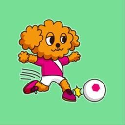 Dog Soccer Club!