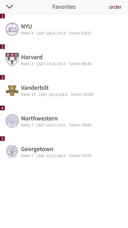 Law School Match screenshot-3