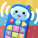 Hack Baby Phone. Musical educational game for toddlers
