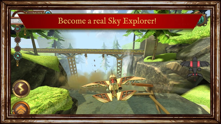 Voletarium: Sky Explorers screenshot-4