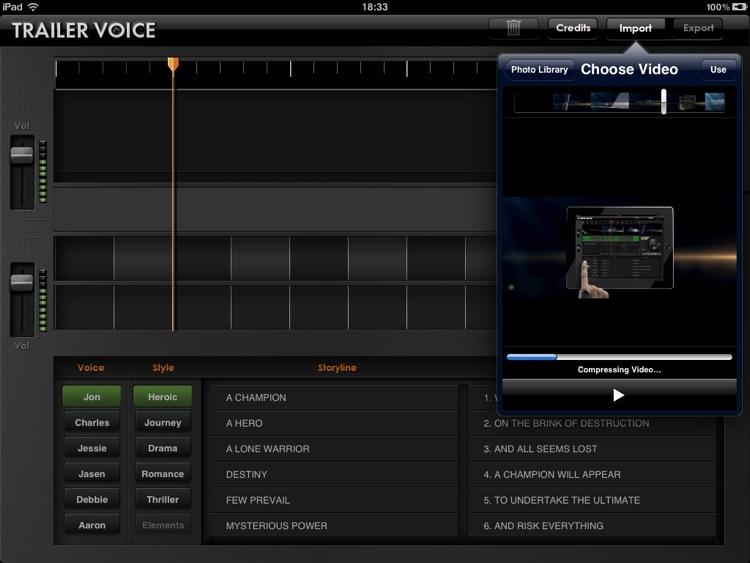 Trailer Voice