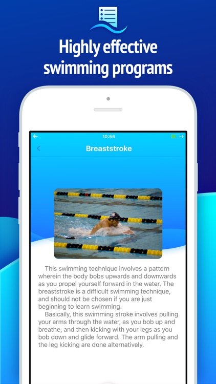 50 Swimming Exercises - My Workout Log