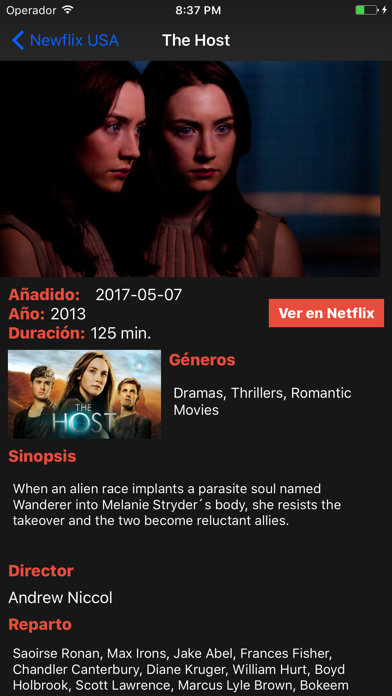 NewFlix for Netflix Pro by Francisco Javier Asensi Benito (iOS
