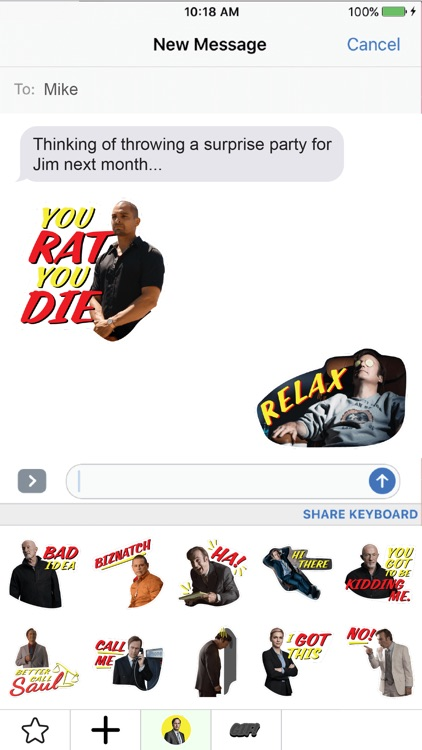 Better Call Saul Emojis