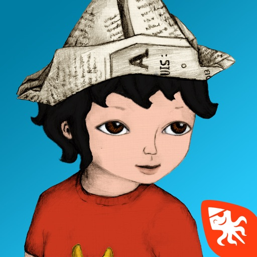 Yuri and The Flying Squid, Personalized StoryBooks icon