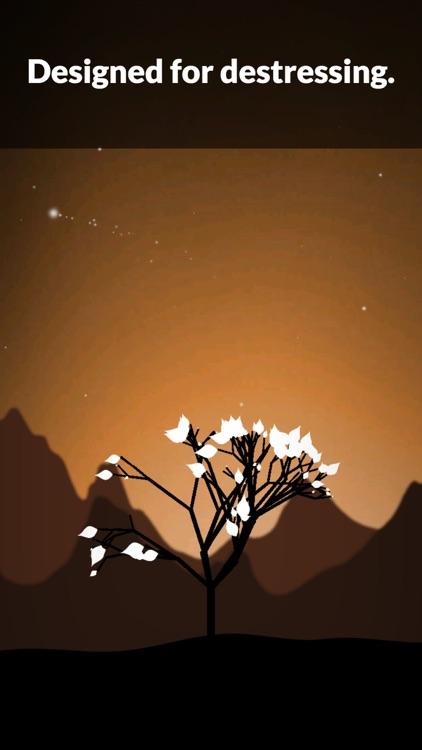 Zen Tree: Watch Leaves Fall