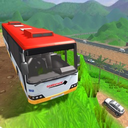 Bus Simulator 2017: Drive in Hills