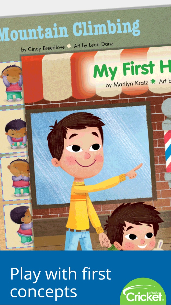Babybug Magazine: Read along with baby and toddler Screenshot