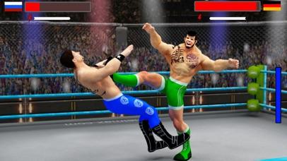 Stars Wrestling Revolution 2017: Real wrestlers screenshot 2