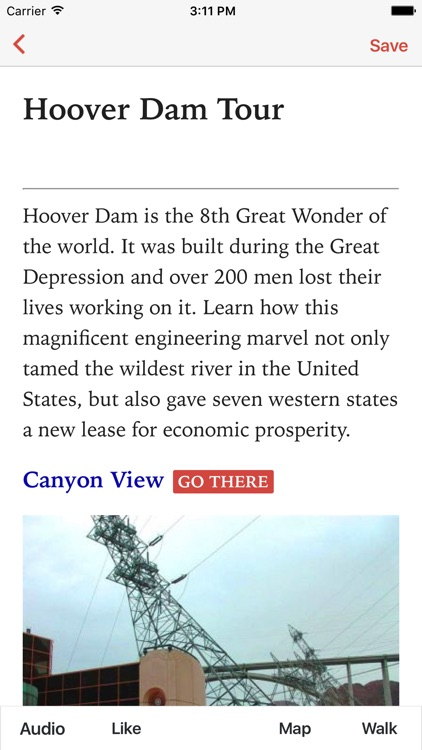 Hoover Dam Tour (Lite Version)