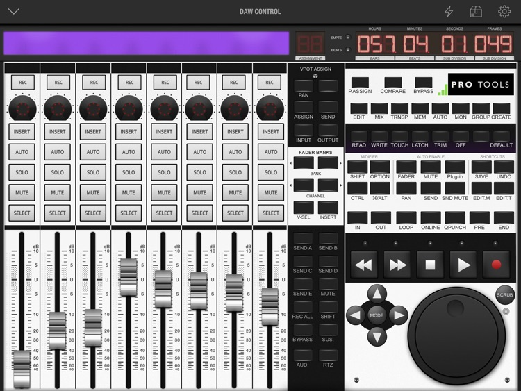 DAW Control screenshot-3