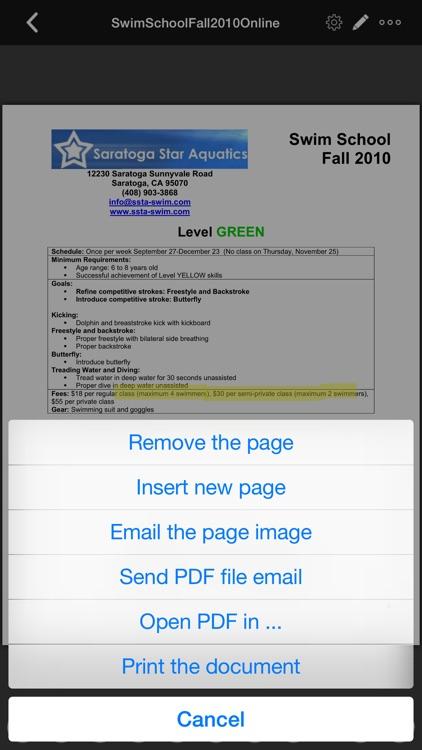 PDF Sign - Anytime, Anywhere! screenshot-4