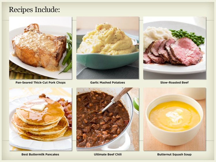 Cook's Illustrated All-Time Best Recipes screenshot-4