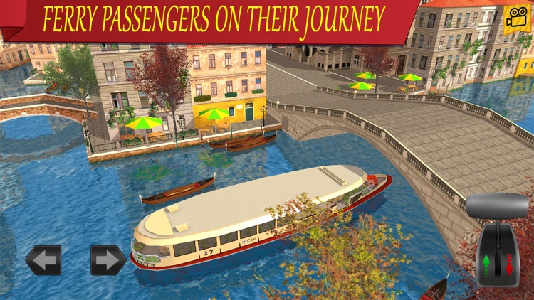 Venice Boats: Water Taxi screenshot-1