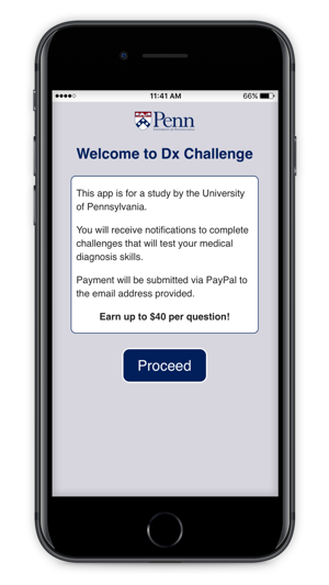 Dx Challenge on the App Store