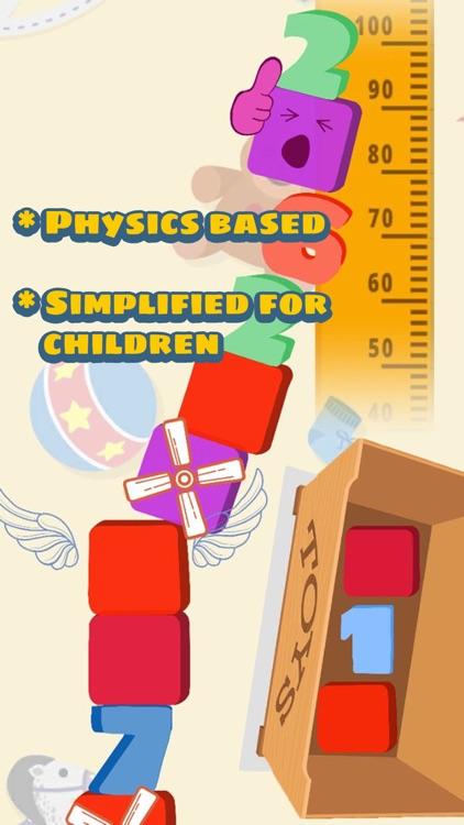 Kids build & crash blocks game screenshot-3