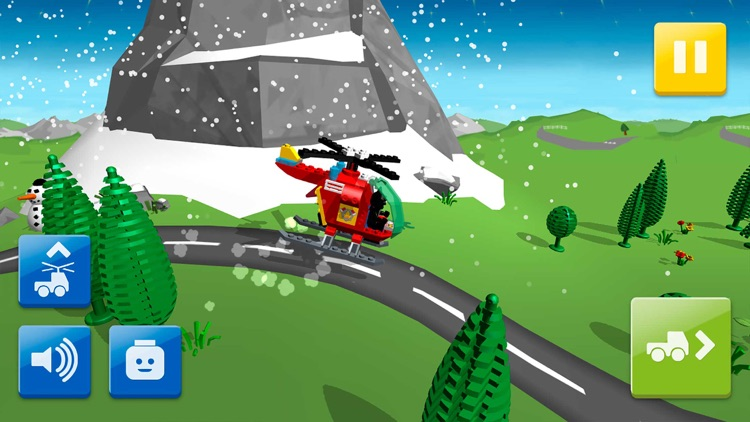 LEGO® Juniors Create & Cruise screenshot-3