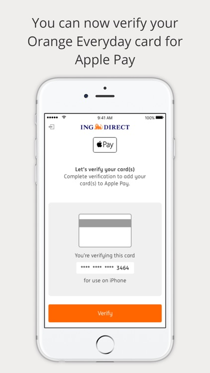 ING DIRECT Australia Banking screenshot-1