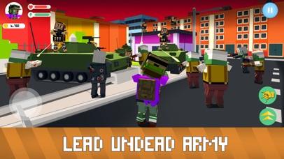 Blocky Zombie Simulator screenshot 3