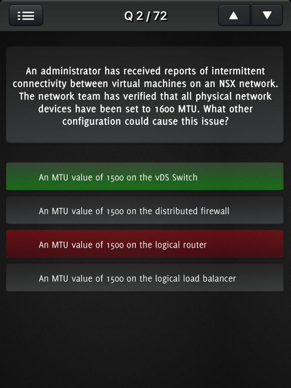 VCP6 - Network Virtualization Exam Questions screenshot 6