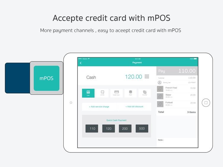 Tab2Pay POS-Retail Simplified