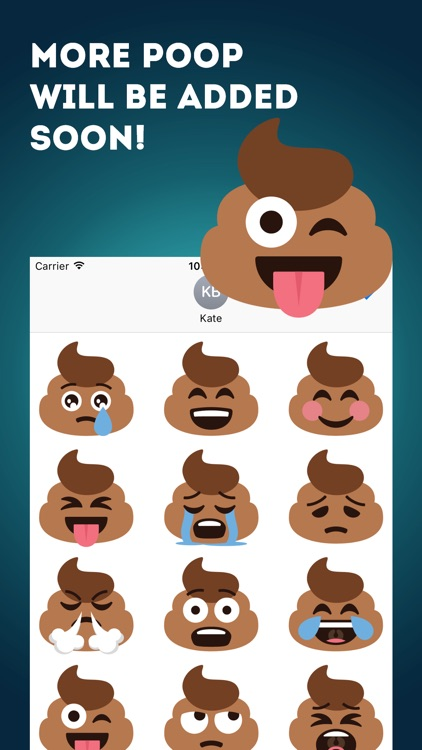 Poop - The Sticker Pack