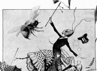 Theodor Severin Kittelsen Artworks Stickers