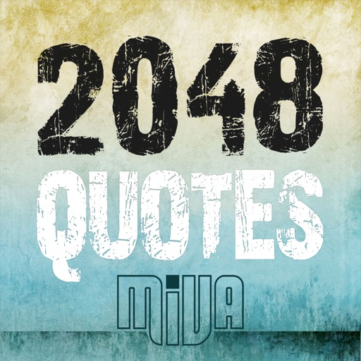 2048 Quotes - Combo based on famous names quotes