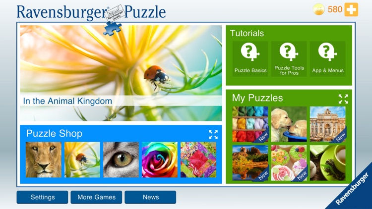 Ravensburger Puzzle - the jigsaw collection screenshot-0