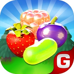 Berry Match King: Strawberry Fruit Crush Game