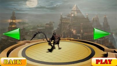 Dragon War Monster Legend Mania: City Survival 3D