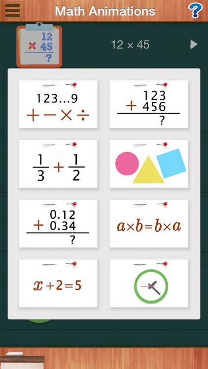 Math Animations Pro (Grades 1-8)