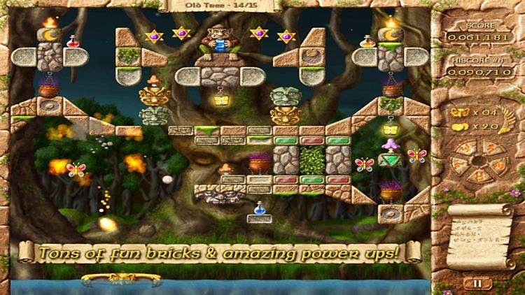 Fairy Treasure (Full) - Brick Breaker