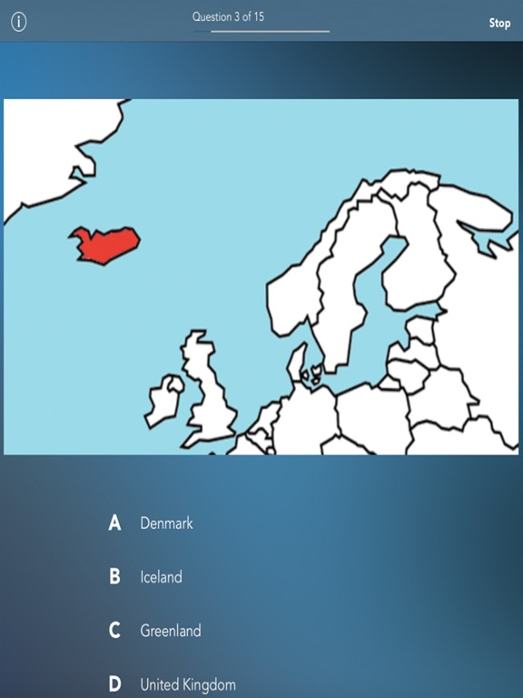 Blank world map quiz : Countries geograpy trivia | App Price