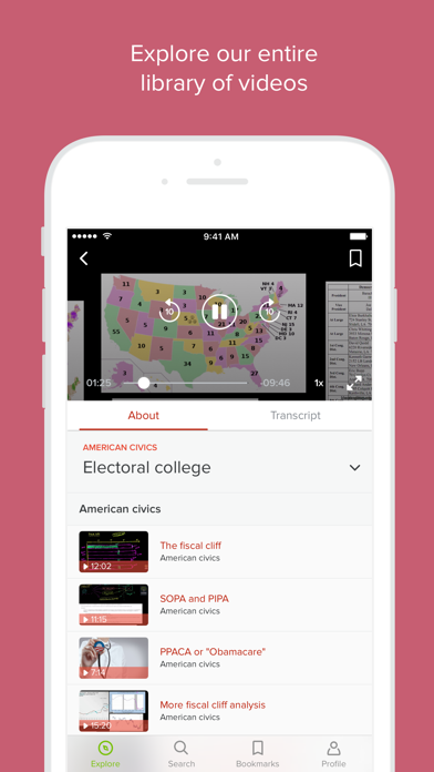 download Khan Academy apps 1