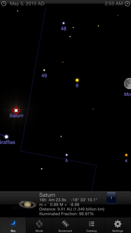 StarMap 3D: Night Sky, Astronomy & Star Guide screenshot-3