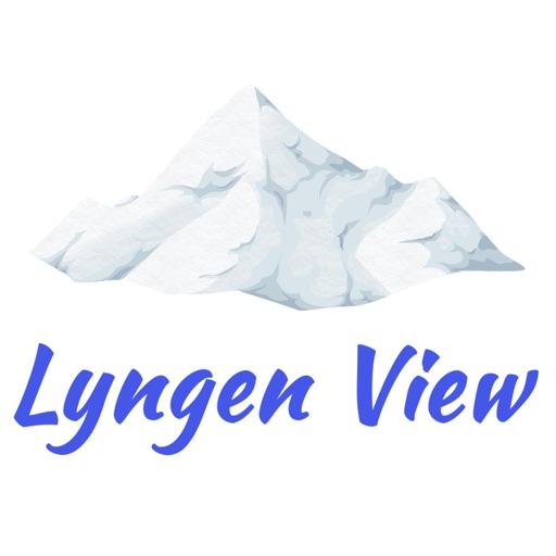 Lyngen View iOS App