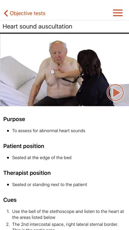 PhysioU: Cardiopulmonary Rehabilitation