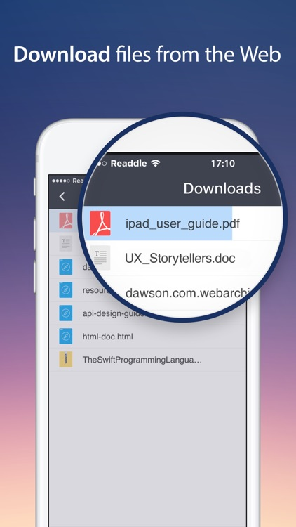 Documents by Readdle screenshot-4