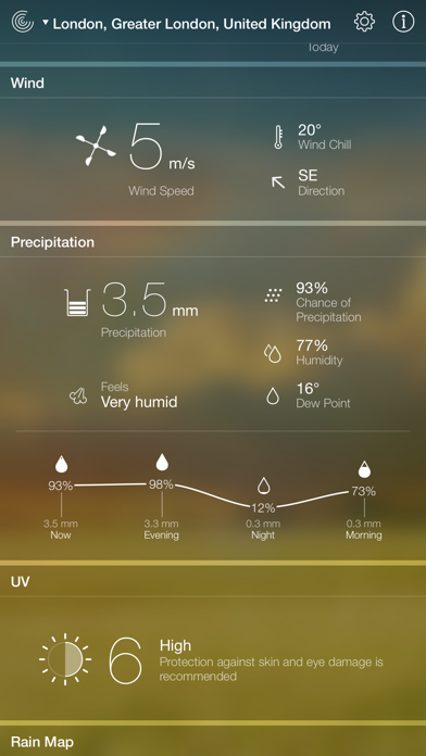 Weather Live Reloaded Screenshot 4