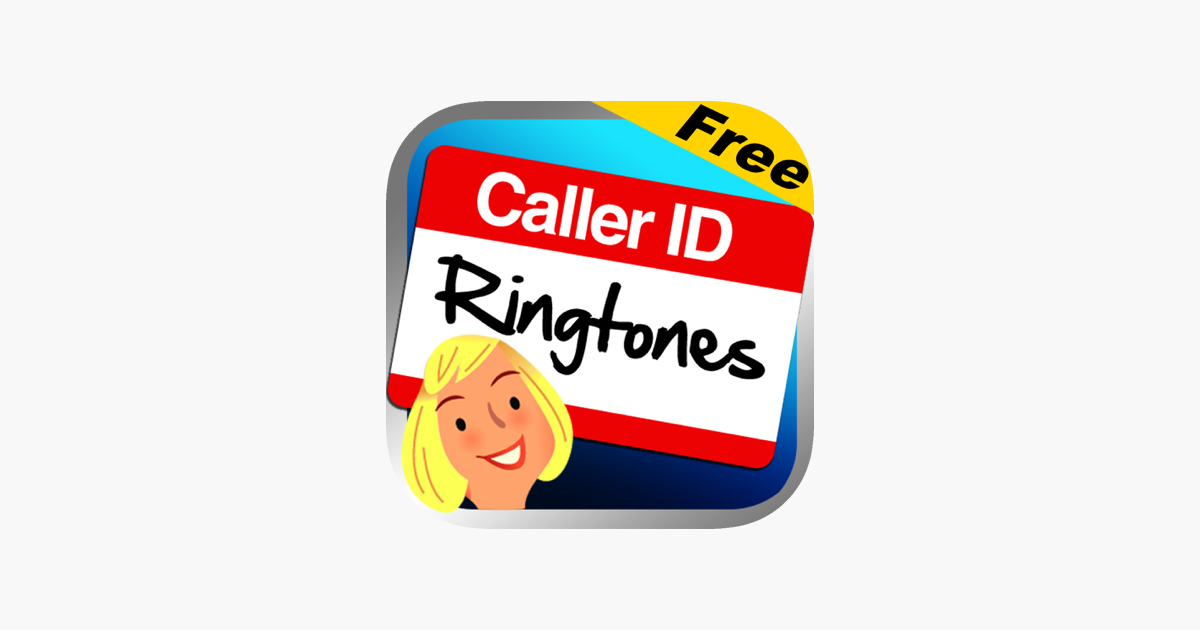 ringtone that says callers name iphone