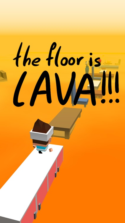 The Floor Is Lava screenshot-0